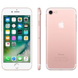 SMARTPHONE iPhone 7 32 Go Or Rose Reconditionné