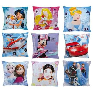COUSSIN collection coussin Style DISNEY Coussin Carre Garc