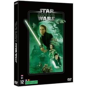 DVD FILM Star Wars, épisode VI : Le Retour du Jedi [DVD]