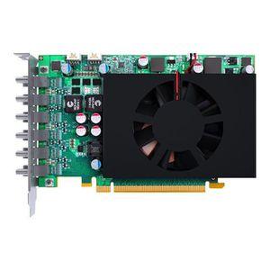 CARTE GRAPHIQUE INTERNE Matrox C680 Carte graphique 4 Go GDDR5 PCIe 3.0 x1