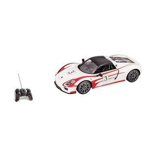 VOITURE - CAMION Mondo Motors - Voiture télécommandée Porsche 918 R