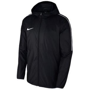VESTE SPORT DE COMBAT Imperméable à capuche junior Nike Dry Park 18
