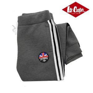 LEGGING Pantalon Jogging FEMME Triple Bandes Lee Cooper® G