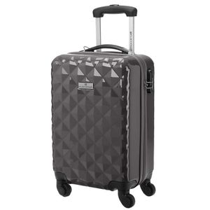 VALISE - BAGAGE PLATINIUM Valise Cabine Low Cost Rigide Polycarbon