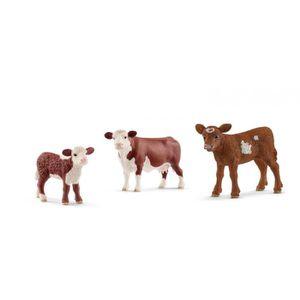 FIGURINE - PERSONNAGE Schleich - Figurines miniature Animaux de la ferme
