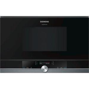 MICRO-ONDES Siemens BF834RGB1, Intégré, Micro-ondes uniquement