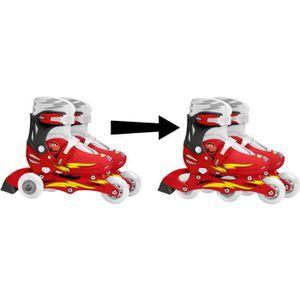 ROLLER IN LINE CARS Set Roller en ligne ajustables 27 à 30 - Disn