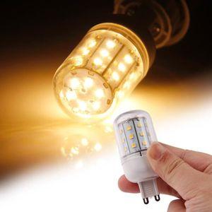 AMPOULE - LED Ampoule LED SMD 3014 G9 Blanc chaud 4W 30 2835 Cor