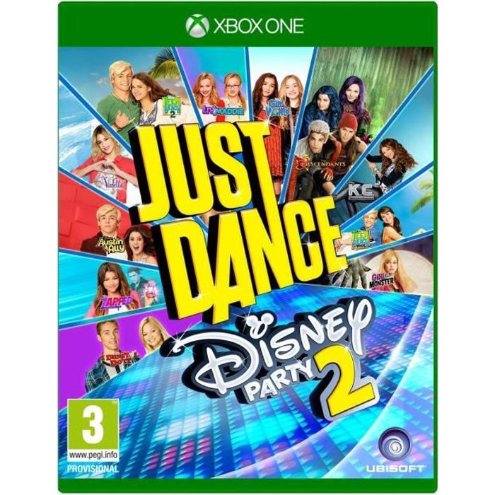 just dance disney 2 jeu xbox one avis test cdiscount. Black Bedroom Furniture Sets. Home Design Ideas