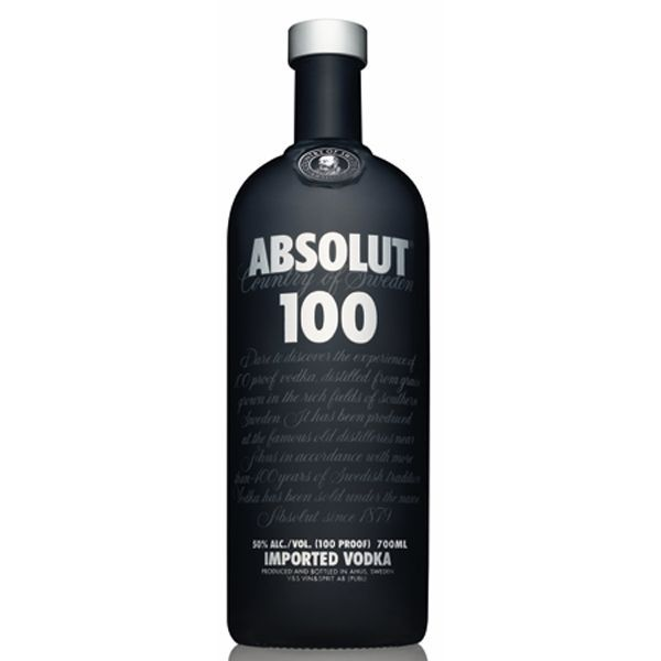 absolut vodka 100 70cl achat vente vodka absolut vodka 100 70cl cdiscount. Black Bedroom Furniture Sets. Home Design Ideas