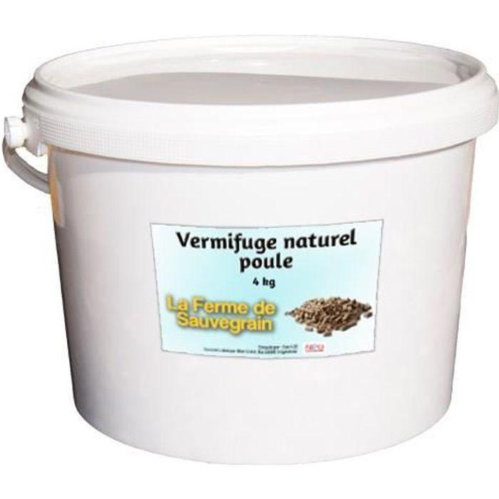 Vermifuge naturel poule - 4 kg