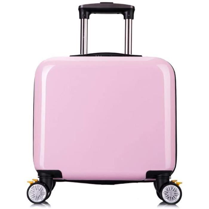 VALISE OU BAGAGE VENDU SEUL JKI Valise Trolley pour Enfants Mignons Petites valises fra&icircches de Dessins anim&eacutes Enfa74
