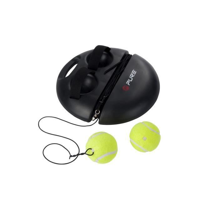 PURE2IMPROVE Matériel d'entraînement - Tennis - Noir