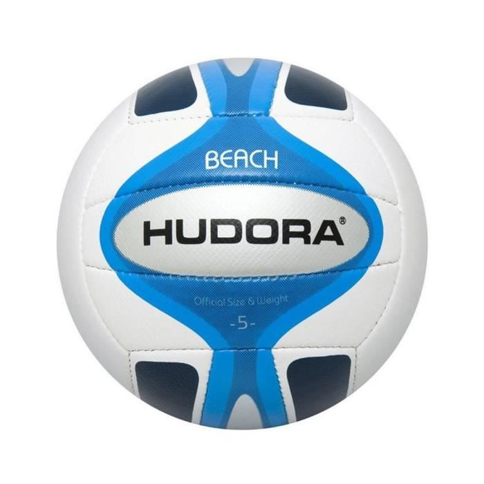 HUDORA Ballon de Beachvolley Hero 2.0 Taille 5