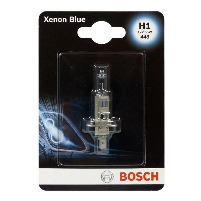 BOSCH Ampoule Xenon Blue 1 H1 12V 55W