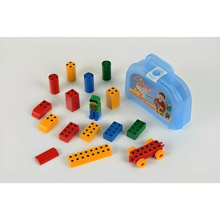 Blocs de construction magnétiques - Manetico