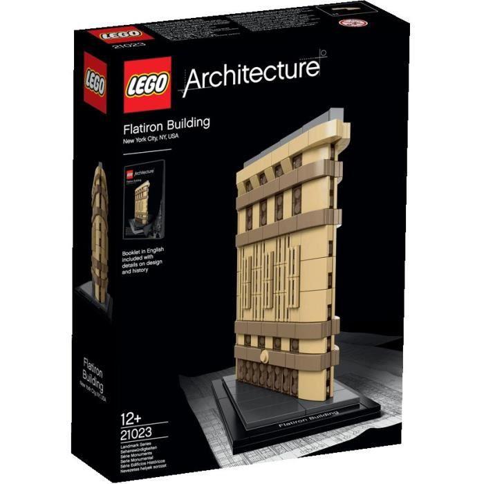 LEGO® Architecture 21023 Le Flatiron Building