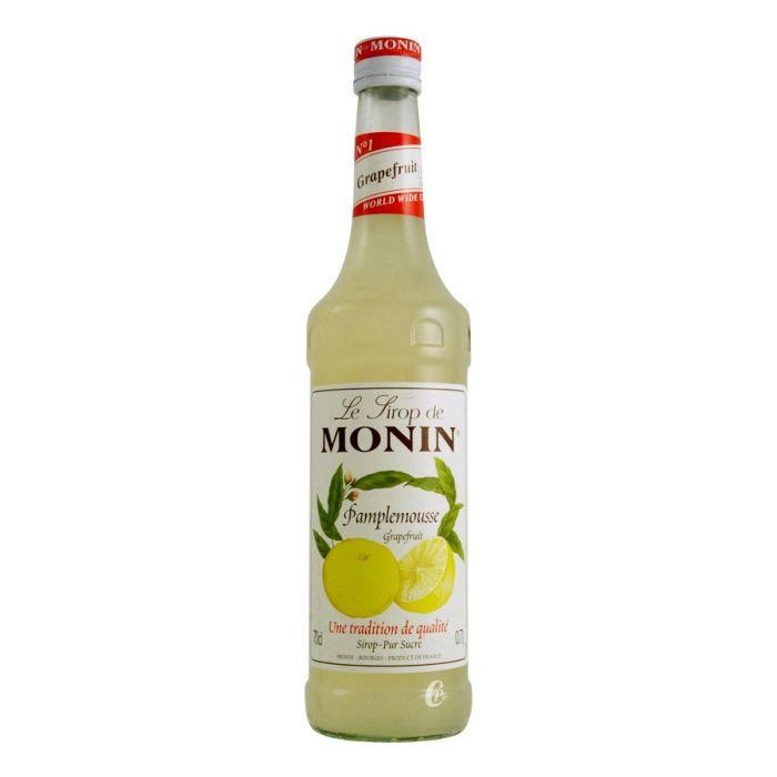 Bouteille sirop MONIN Pamplemousse