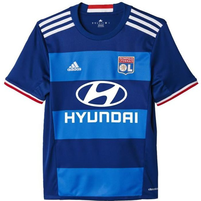 Maillot Extérieur Olympique Lyonnais 2016-2017