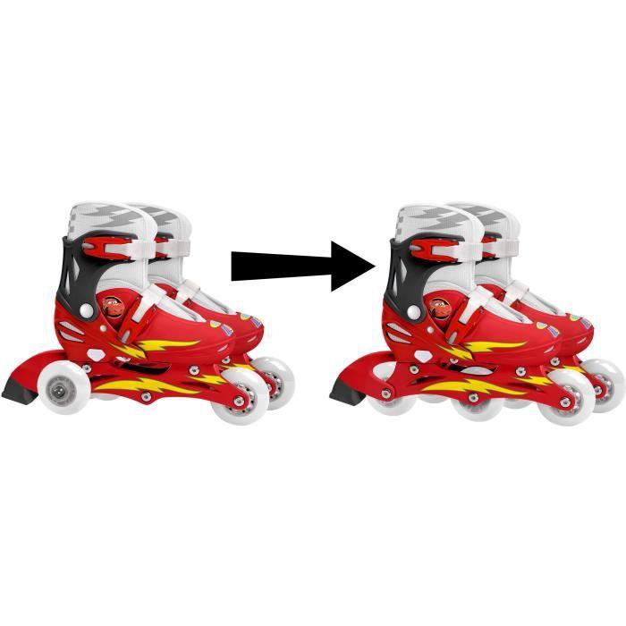 CARS Set Roller en ligne ajustables 27 à 30 - Disney