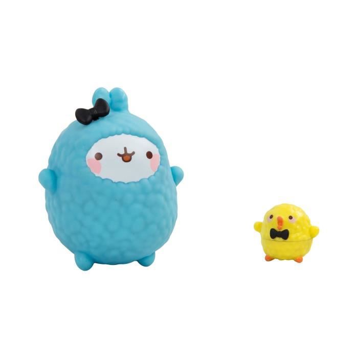 MOLANG Assortiment figurines
