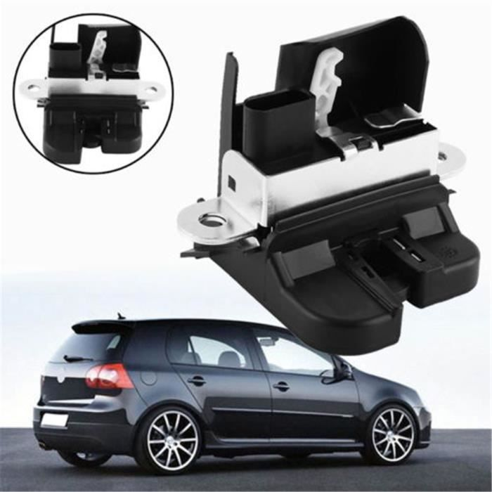serrure verrouillage de coffre arri re voiture pi ce de remplacement pour vw catch golf5 golf6. Black Bedroom Furniture Sets. Home Design Ideas