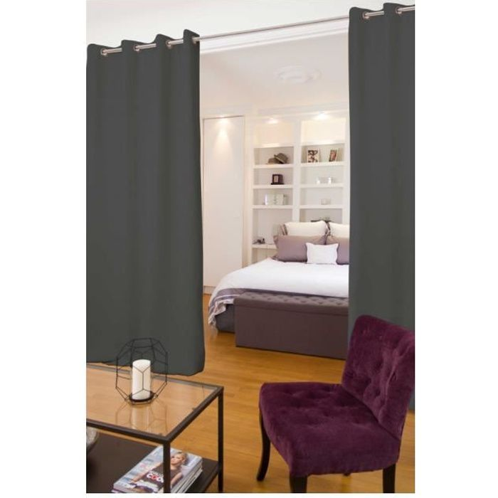 rideau separateur de piece achat vente pas cher. Black Bedroom Furniture Sets. Home Design Ideas
