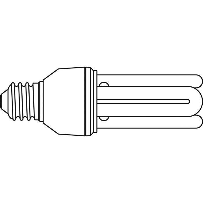 AMPOULE - LED Ampoule basse consommation socle E27 2700 Kelvin T