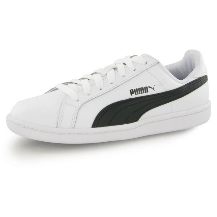 BASKET Puma Puma Smash L blanc, baskets mode homme