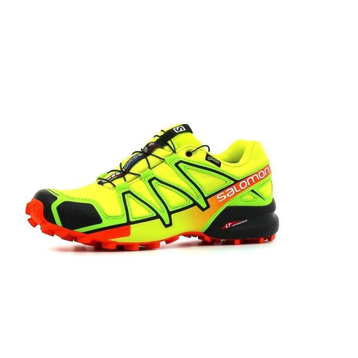 salomon - speedcross 4 gtx - chaussures � randonn�e - homme