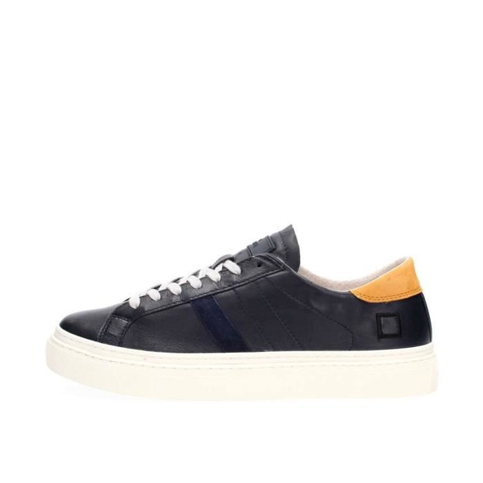 DATE SNEAKERS Homme BLUE, 45