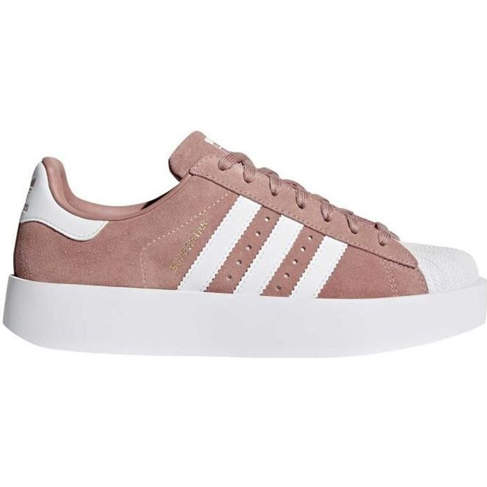 Originals Adidas Chaussures Femme Baskets Superstar Bold 67gbfy