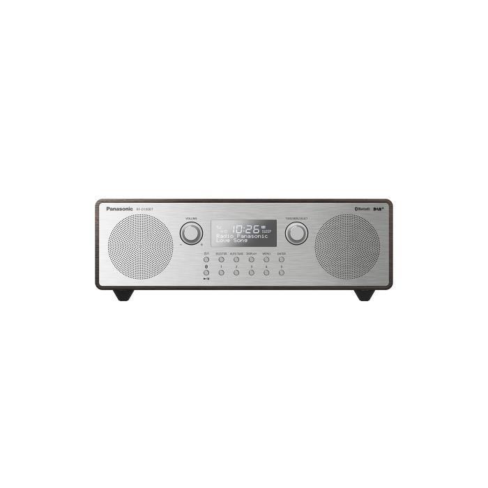 RADIO CD CASSETTE Panasonic RF–d100btegt Digital Radio au Design r
