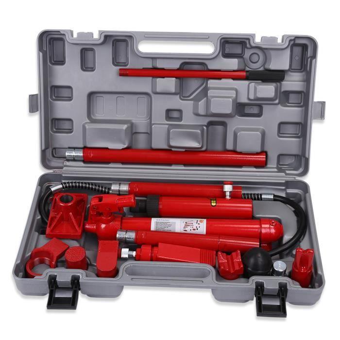 CRIC 10 Ton Cric Hydraulique  Kit de réparation de châs