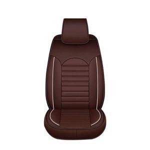 KKmoon Siège Auto Housse Accessoires Intérieurs Style Universel Voiture Gris