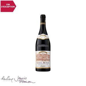 VIN ROUGE Côte Rôtie La Mouline Rouge 2015 - 75cl - Maison G