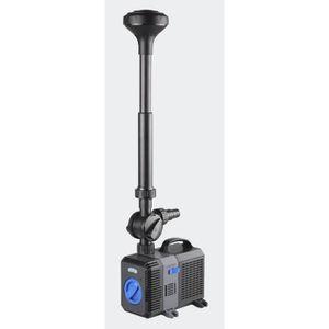 BASSIN D'EXTÉRIEUR Pompe réglable pour fontaine 3600l/h 20W