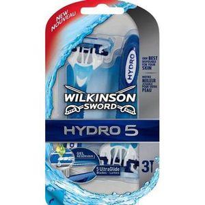 RASOIR MÉCANIQUE Wilkinson Hydro 5 Rasoirs Jetables x3