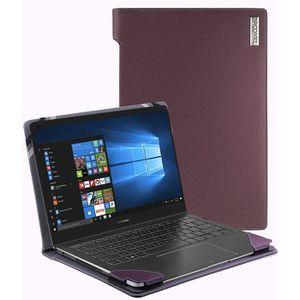 HOUSSE PC PORTABLE Broonel London - Profile Series - Etui Violet en C