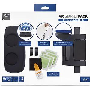 KIT RÉALITÉ VIRTUELLE ACC. BIGBEN Starter Pack Playstation VR