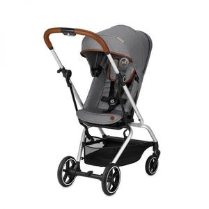 POUSSETTE  Poussette Cybex Eezy S Twist+ Denim Manhattan Grey
