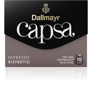CAFÉ - CHICORÉE Dallmayr ESPRESSO RISTRETTO, Capsules