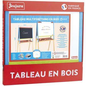 TABLEAU ENFANT JEUJURA Tableau multifonction en bois avec fonctio