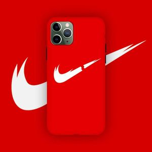 coque iphone 11 nike rouge antichoc 2 premium coqu
