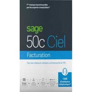 PROFESSIONNEL À TÉLÉCHARGER Logiciel Comptabilité- Sage 50cloud Ciel FACTURATI