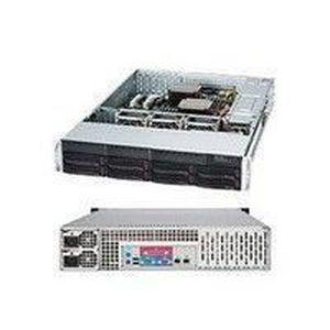 BOITIER PC  SUPERMICRO CSE-825TQ-R720LPB ORDINATEUR DE BUREAU