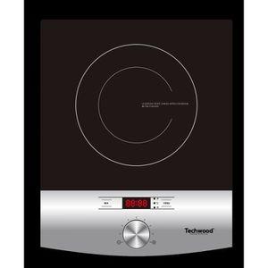 PLAQUE POSABLE TECHWOOD TPID-120 - Plaque de cuisson à induction