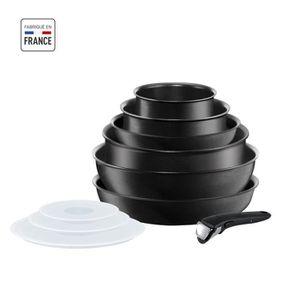 BATTERIE DE CUISINE TEFAL Ingenio Performance Batterie de cuisine 10 p
