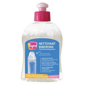 STÉRILISATION À FROID TIGEX Liquide Nettoyant Spécial Biberons