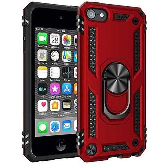 Coque iPod Touch 5 iPod Touch 6,Portefeuille Etui Housse pour iPod Touch 5 Coque Gaufrage Coeurs d/él/éphant mignons PU Cuir Flip Wallet /Étui Coquille Couverture pour iPod Touch 5,RT Elephant Green